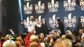 Alişan 2017 - Live concert in Casino Fiesta Bulgaria Svilengrad