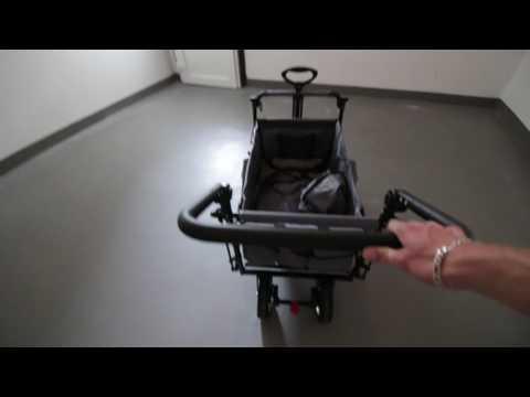 Fuxtec CT-700 Bollerwagen - Unboxing + First Look | hobscotch.de