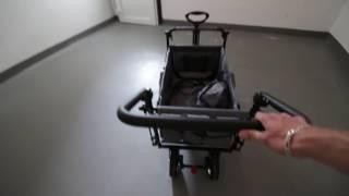 Fuxtec CT-700 Bollerwagen - Unboxing + First Look