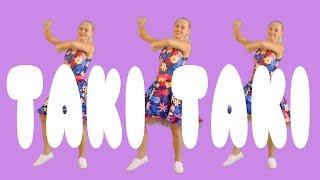 Dj Snake - Taki Taki Ft. Selena Gomez, Ozuna - La Portella - TanČek Dance