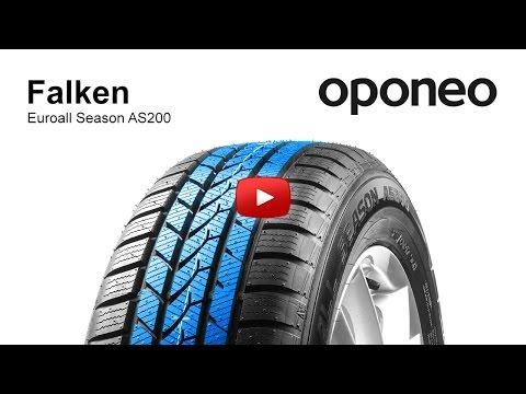 Tyre Falken Euroall Season AS200 ● All Season Tyres ● Oponeo™