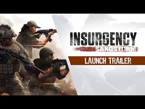 Trailer de Insurgency: Sandstorm