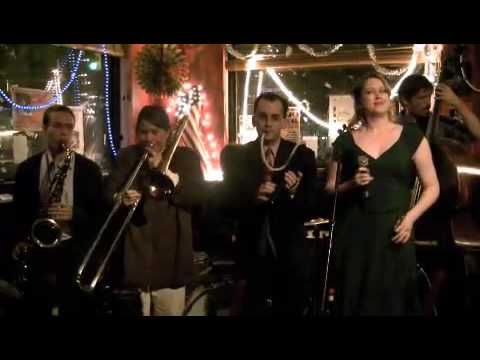 """Anna Elizabeth Kendrick sings """"Goody Goody"""" with the Hot Sardines"""