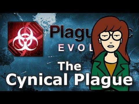 Plague Inc: Custom Scenarios - The Cynical Plague