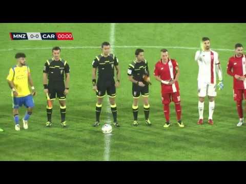 Monza-Carrarese 2-2, gli highlights