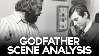 The Godfather Part 1, Killing Sollozzo Scene Analysis - Video Youtube