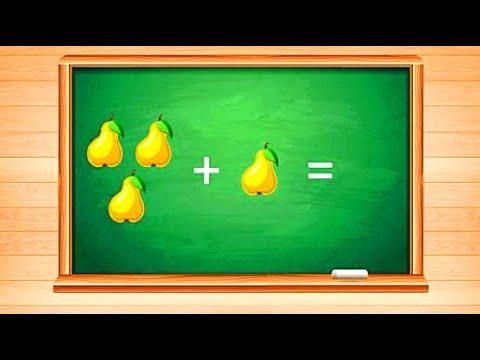 Математика 1 класс Учимся складывать и вычитать