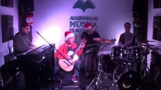 Tiago Salgado Guitarra Prof RIcardo Costa Home On The Range Daniel Kelley Dez 2016