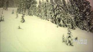 Mt baker March 13 Powder