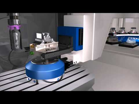 LANG Technik - Workholding and Automation