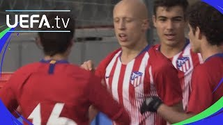 Youth League highlights: Atlético 3-0 Monaco