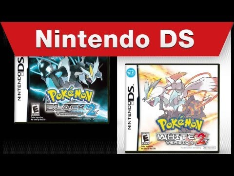 See Pokémon Black & White 2…In English!