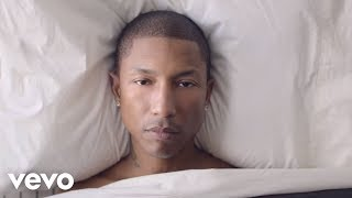 <b>Pharrell Williams</b>  Marilyn Monroe