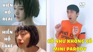 CrisDevilGamer Mini Parody CÓ NHƯ KHÔNG CÓ của HIỀN HỒ