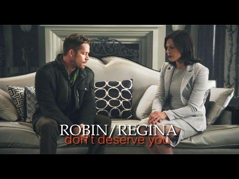 [ouat] robin/regina » don't deserve you {+4x01}