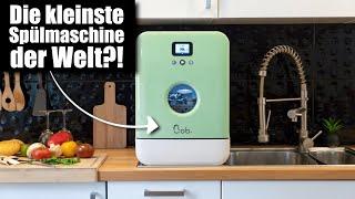 Die kleinste und schnellste Spülmaschine der Welt - BOB! 4 Monate später im Langzeittest | Venix