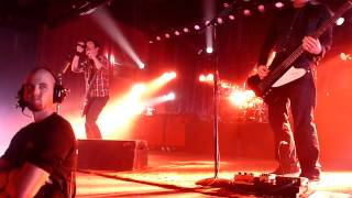 Chevelle - Antisaint Live @ The Valarium - Knoxville,TN HD
