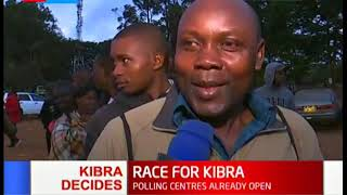 KIBRA DECIDES: Voters at DC Grounds elect their next MP