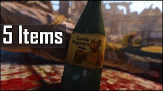Skyrim: 5 Extremely Rare and Secret Items, that are Utterly Useless in The Elder Scrolls 5