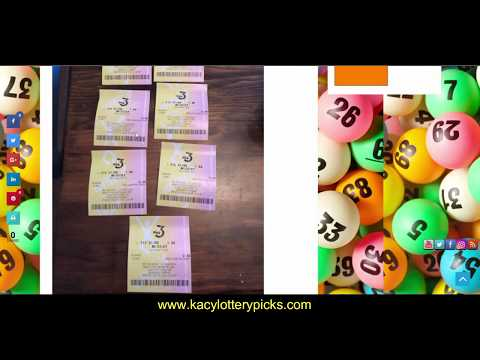 Download Lottery Pick 3 Tic Tac Toe Grid How Do You Use It Video 3GP