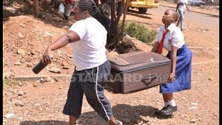 BREAKING NEWS: Kisumu Girls closed indefinitely after students unrest