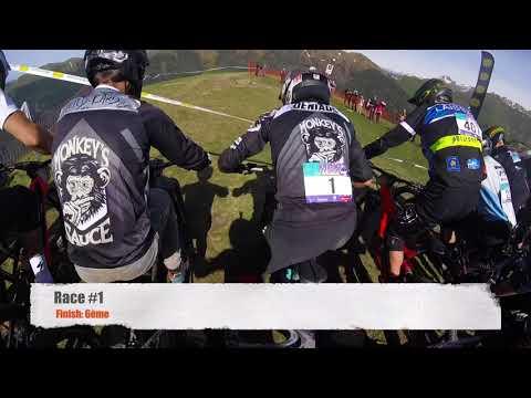 VIDÉO. VTT Enduro : ce jeune Corse double 65 pilotes sur 1500 mètres de dénivelé