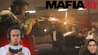 MAFIA 3 Gameplay: TAKING OVER THE CITY! (pt .9)