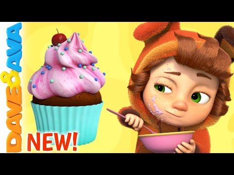 😜 The Muffin Man | Baby Songs & Nursery Rhymes | Dave and Ava 😜