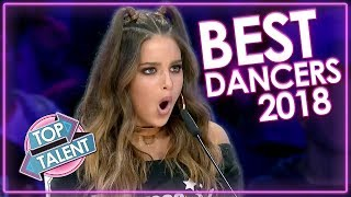 Most Viewed Dancer Auditions on Got Talent Around The World | Top Talent