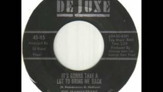 The Manhattans - It's Gonna Take A Lot To Bring Me Back.wmv