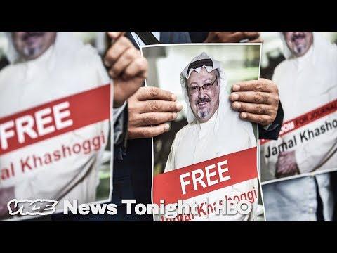 Khashoggi Fallout & Race To Vote: VICE News Tonight Full Episode (HBO)