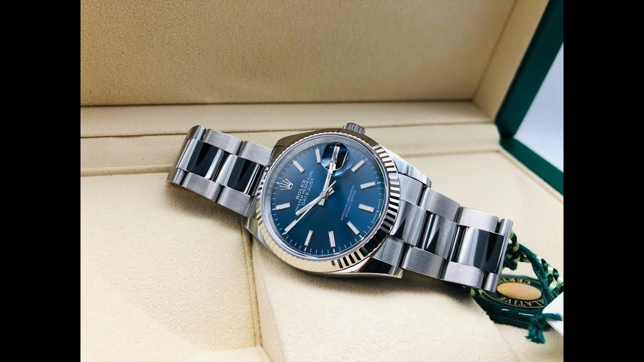 Rolex Datejust 36 mm 126234