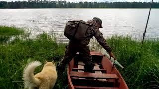 Рыбалка в пермском крае на озере нахты
