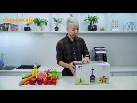 [Đánh giá] Máy xay sinh tố công nghiệp Omniblend V TM-800A | Chủ Quán Cafe