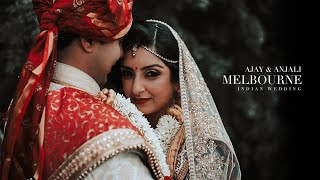 Melbourne Indian Wedding Highlights Video | Ajay & Anjali 2020