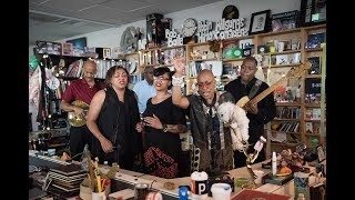 NPR Music Tiny Desk Concert - Dee Dee Bridgewater