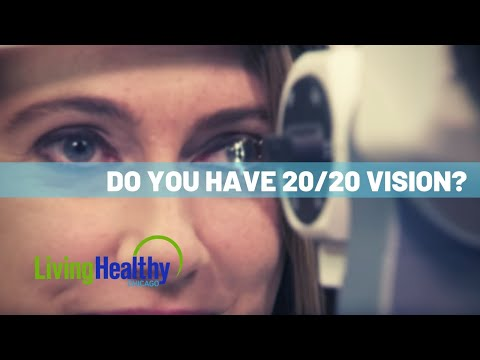 How Vision Tests Work | Living Healthy Chicago