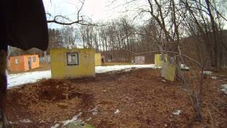 preview picture of video 'Liberty Paintball with New Vision Covenant Church (Village)'