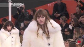 LOUIS VUITTON Full Show Paris Fashion Week Fall 2015 by Fashion Channel