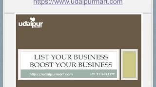Udaipur business directory