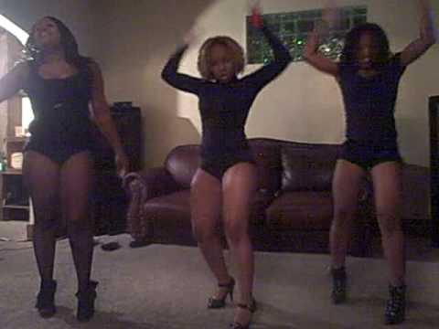 ebony ladies