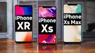 Держите СВОИ iPhone Xs, iPhone XS Max и iPhone XR