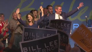 FULL SPEECH: Businessman Bill Lee wins Tennessee GOP primary for governor