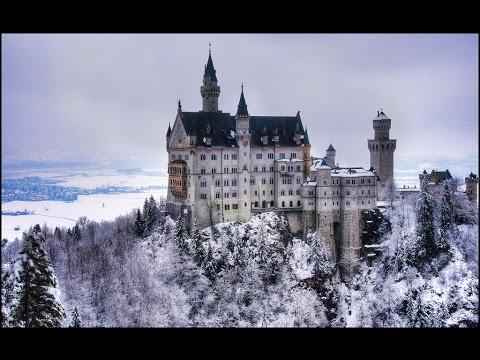 Замок Нойшванштайн - Германия (Neuschwan