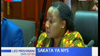 Sakata ya NYS:Lilian Mbogo mbele ya kamati,alikuwa mkurugenzi wa vijana