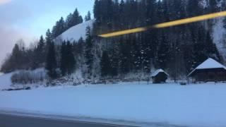 スイス発 中央スイスのトルプシャッヘンに間も無く到着【スイス情報.com】