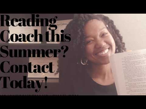 I can't wait to be your Reading Coach!