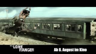 Lone Ranger Film Trailer