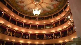 Standing Ovation al Teatro Sanzio di Urbino