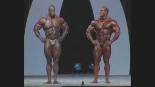 Джей Катлер VS Ронни Колеман, Олимпия 2006